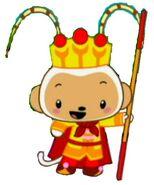 Hoho the Monkey King