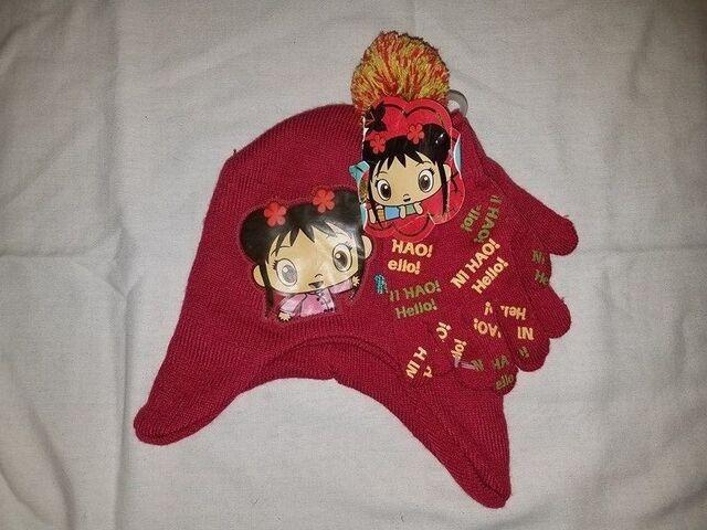 File:New Girls Nickelodeon Ni Hao, Kai-Lan Hat And Glove Set Size 3-6.jpg