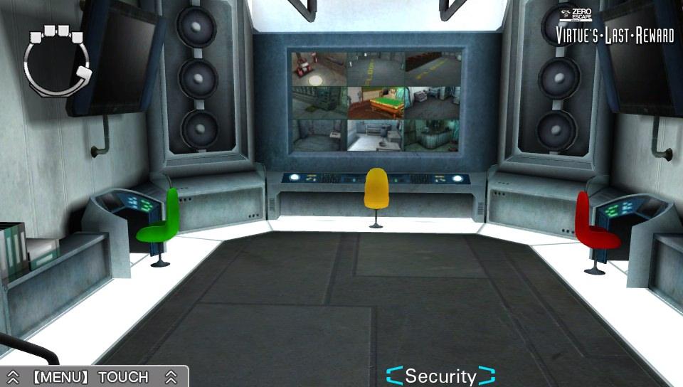 Security Zero Escape Wiki Fandom Powered By Wikia