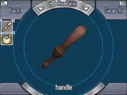 WoodenHandle