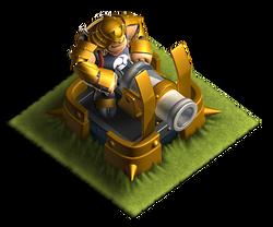 Dragon cannon lvl 12