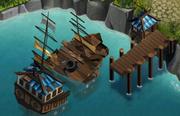 Ship Damaged
