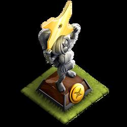 Statue star