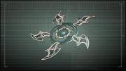 Flame Shuriken Lvl 1