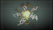 Flame Shuriken Lvl 3