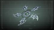 Lightning Shuriken Lvl 1