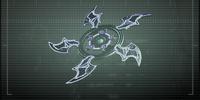 Lightning Shuriken
