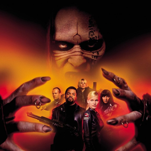 Ghosts of mars poster mini