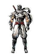 NG2 Art Char Ryu Costume 5 DLC Pre-Order Bonus FatherOutfit