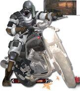 Enemy Guard MSAT Motorcycle Single 050