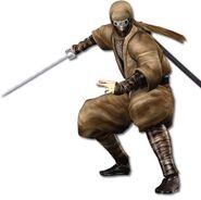 Enemy Ninja Brown 081