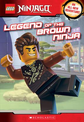 Legend Brown Ninja