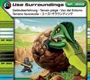 Card 116 - Use Surroundings