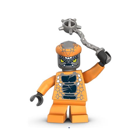 Constrictai ninjago wiki fandom powered by wikia - Lego ninjago le grand devoreur ...