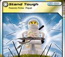 Card 60 - Stand Tough