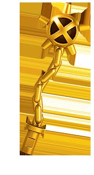 File:Golden Battle Mace.png