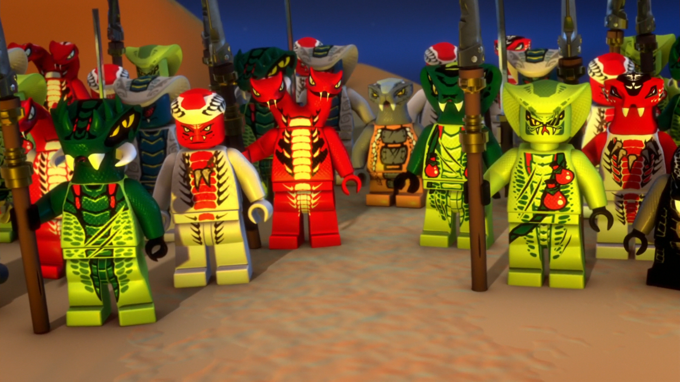Serpentine ninjago wiki fandom powered by wikia - Serpent lego ninjago ...