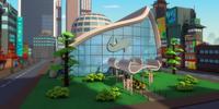 Ninjago City Aquarium