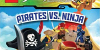 Pirates Vs. Ninja (Book)