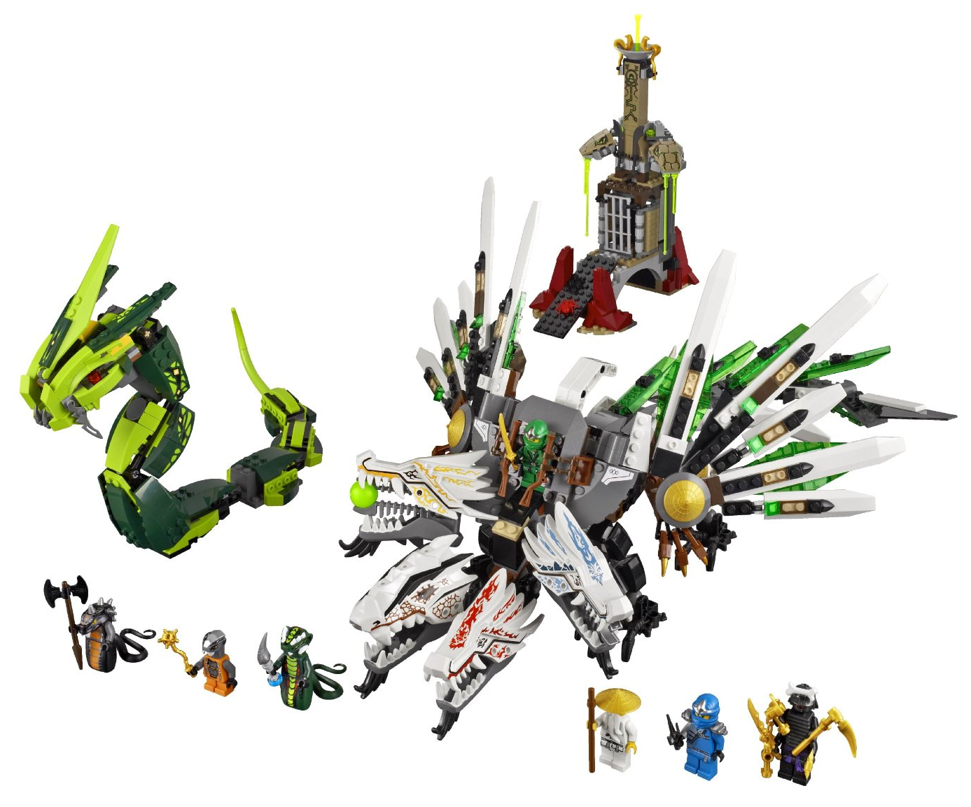9450 epic dragon battle ninjago wiki fandom powered by