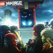 Ninjago season 7 teaser poster