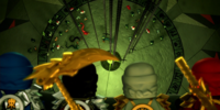 The Serpentine's Underground Fortress