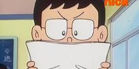 Kenichi tells a story