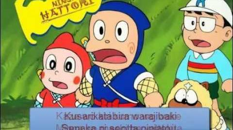 Ninja Hattori theme song