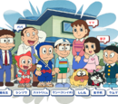 List of Ninja Hattori Characters