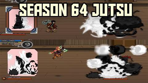 Ninja Saga - Season 64 Kinjutsu-Advanced and Normal Yin and Yang Burst