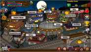 Town - Halloween 2011