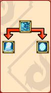 Icy Crystal skill tree