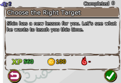 Choose the Right Target