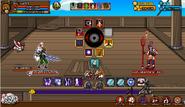 Attack from Ninja Pirates - Battle 03