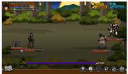 Toxic Village Genin battle 2