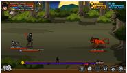 Fierce Cat battle 2