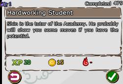 Hardworking Student 2 - 2nd update