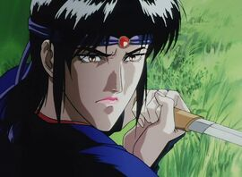 Ninja Scroll - Kagero