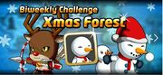 Biweekly Challange Xmas Forest
