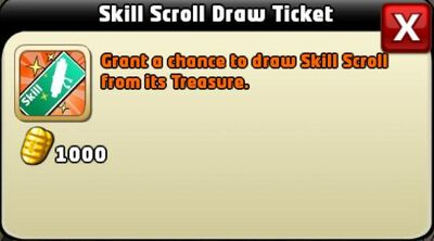 SKILL SCROLL LUCKY DRAW
