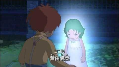 New gameplay ps3 Ni No Kuni Wrath of the White Witch