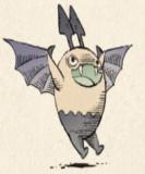 087 whampire bat