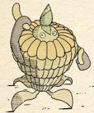 166 yellow buncher