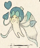 195 lesser spotted naiad