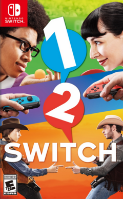 1 2 Switch Cover