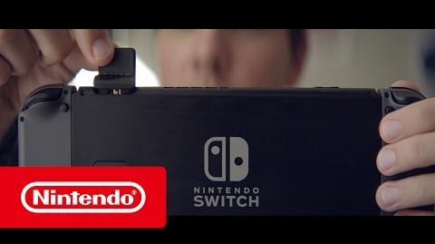 Nintendo Switch - Juega cuando quieras, donde quieras y como quieras