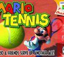 Mario Tennis (Nintendo 64)