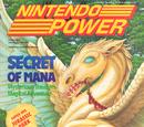 Nintendo Power V54