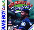 Ken Griffey, Jr.'s Slugfest (Game Boy Color)