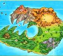 Vivosaur Island